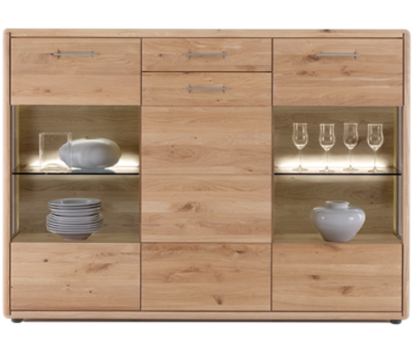 Massivraum DERVIO Highboard